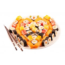 SUSHI LOVE PARTY (54 buc)